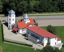 Serbisch- Orthodoxe Kirche für zentralen Schwarzwald in Villingen