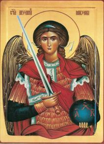 Kirchenpatron: Hl. Erzengel Michael