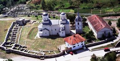 Manastir Mileševa