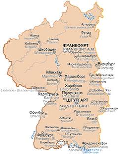 Dekanat Süddeutschland